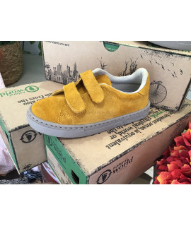 Deportivo Velcro Curry Natural World