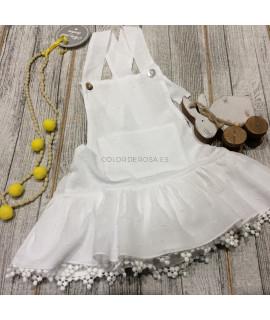 Ranita de plumeti Blanca
